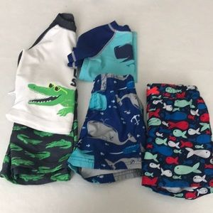 18 month old boy bathing suits